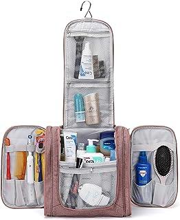 Large Hanging Travel Toiletry Bag for Men and Women Waterproof Makeup Organizer Bags washbagShaving Kit Cosmetic Bag for...