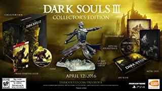 Dark Souls III: Collectors Edition - PlayStation 4