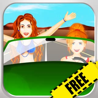 Belma & Lise : The Grand Canyon Police Car Chase Adventure - Free