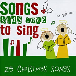 25 Christmas Songs Kids Love