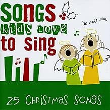 25 Christmas Songs Kids Love