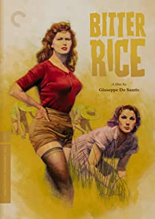 Bitter Rice The Criterion Collection