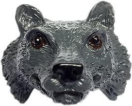 Boy Scout Neckerchief Slide Wolf Woggle Item No.WK02