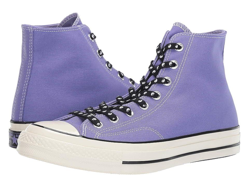 cf3ec3e78b6b Converse Chuck 70 Psy-Kicks Hi (Wild Lilac Black Egret) Classic