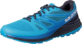 Salomon Men's Sense Escape Trail Running Shoes, Blue (Hawaiian Surf/Snorkel Blue/Night Sky)