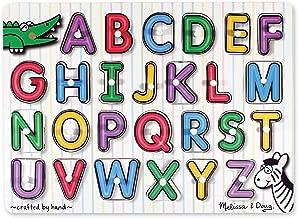 حقيبة تعليم الحروف الأبجدية من ميليسا اند دوغ