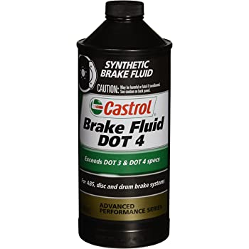 Castrol Advance Performance Dot 4 Brake Fluid - 32 FL OZ (C03030033)
