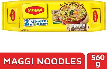 Maggi 2 Minutes Noodles Masala, 560g