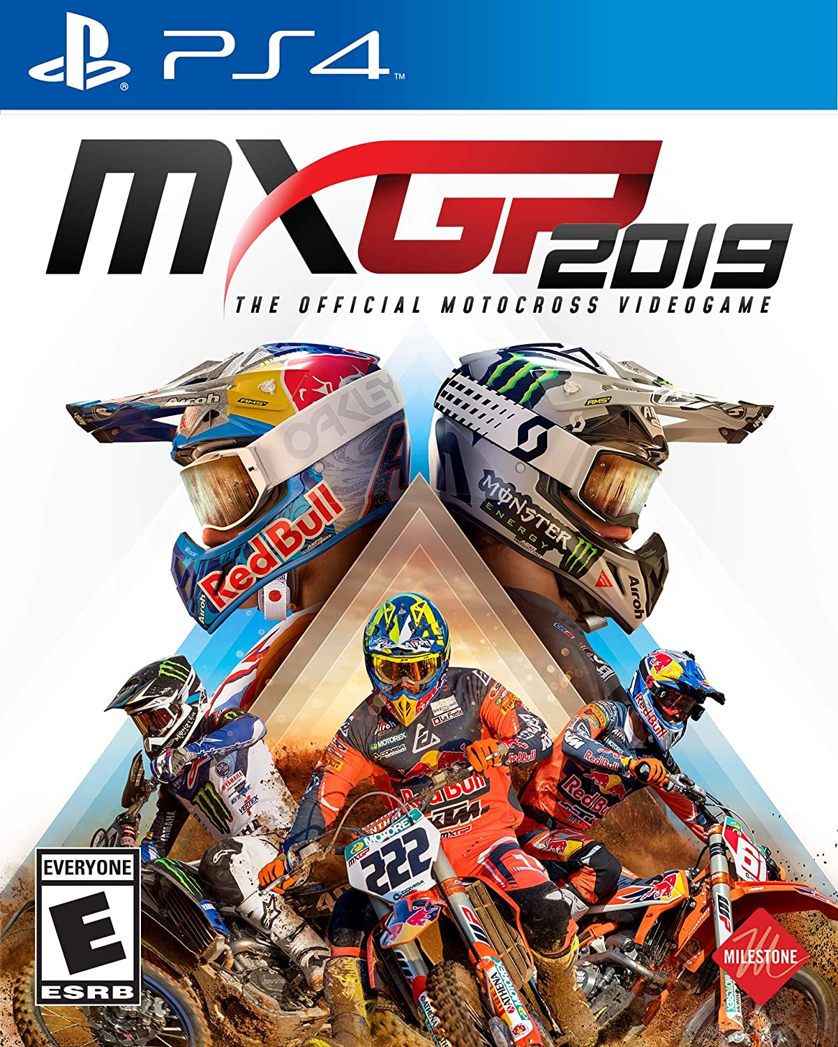 MXGP 2019 The Official Large-scale sale Ranking TOP1 Motorcross PS4 Video Game PlayStation -