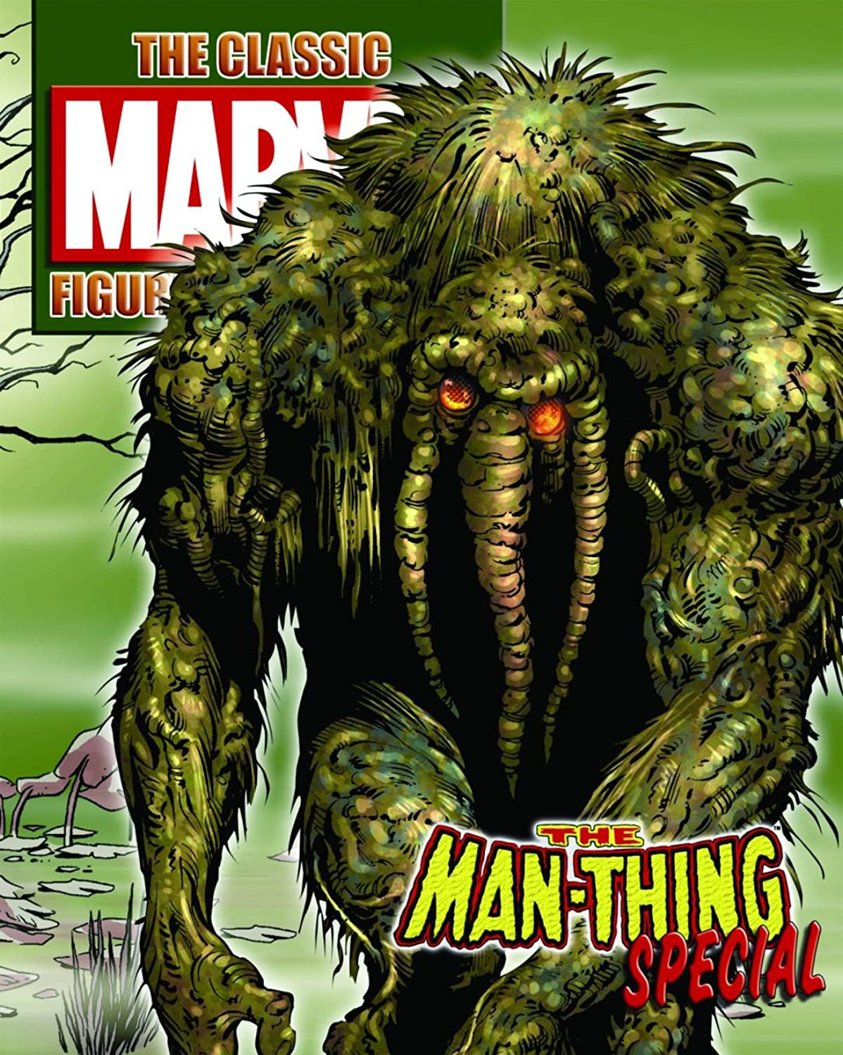 Classic MArvel Figurine Collection ManThing