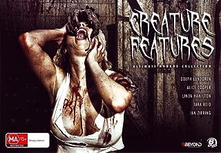 Creature Features Ultimate Horror Collection Sharknado / Rise of the Dinosaurs / Bigfoot / Mega Python vs. Gatoroid / Legendary / Berm NON-USA FORMAT, PAL, Reg.0 Australia
