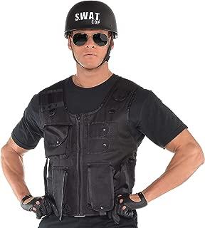 amscan S.W.A.T. Vest - Adult Standard