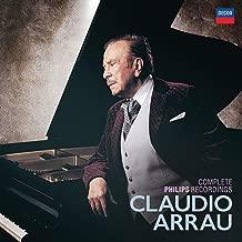 claudio arrau complete philips recordings