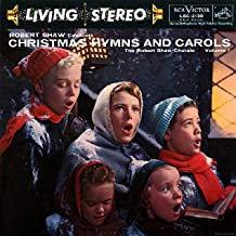 robert shaw chorale christmas hymns and carols
