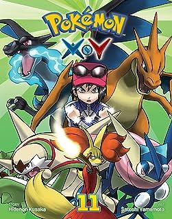 Pokémon X•Y, Vol. 11