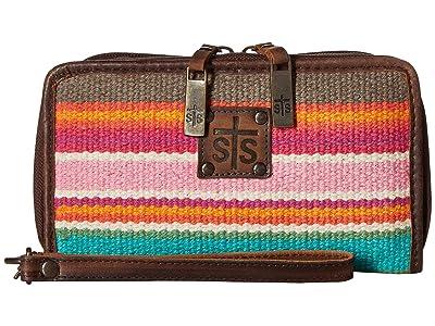 STS Ranchwear The Kacy Organizer (Cactus Serape) Handbags