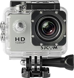 【国内正規品】SJCAM ウェアラブルカメラ SJ4000 シルバー【PSEマーク取得・国内保証1年】