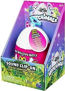 Hatchimals Sound Clip-On Mystery Plush
