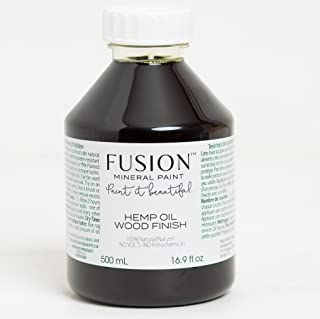 Fusion Mineral Paint Hemp Oil Wood Finish