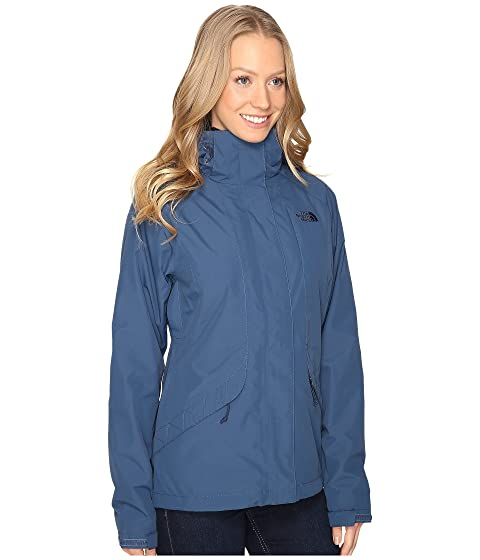 Sale Wide Range Of Cheap Sale Best Prices The North Face Boundary Triclimate® Jacket Shady Blue (Prior Season) h1HCkUq