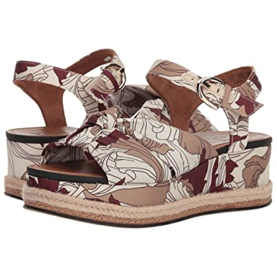 Naturalizer Berry (Taupe Multi Vintage Fabric) Women