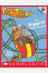 The Biggest Roller Coaster: An Acorn Book (Fox Tails #2) Kindle Edition