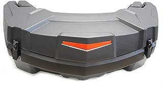 Mutazu Black 23 GAL Storage Truck Cargo Box Panel for Can Am Maverick X3