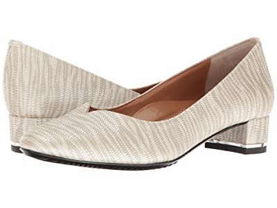 J. Renee Bambalina (Dove Gray Metallic) Women