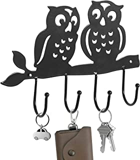 owl towel holder