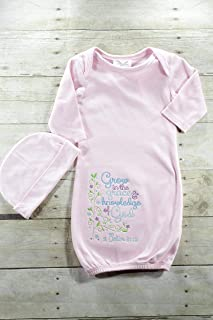 Grow in the Grace of God Girl's Coming home outfit