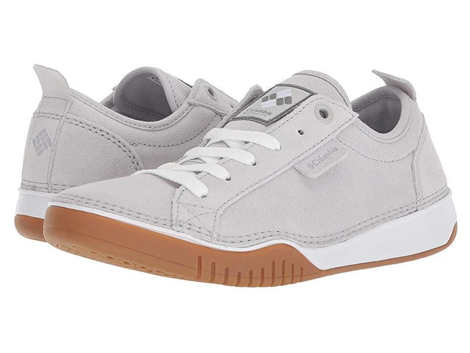 Columbia Bridgeport Lace (Grey Ice/White) Women