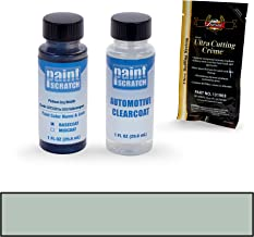 PAINTSCRATCH Platinum Gray Metallic LD7X/2R for 2018 Volkswagen Tiguan - Touch Up Paint Bottle Kit - Original Factory OEM Automotive Paint - Color Match Guaranteed