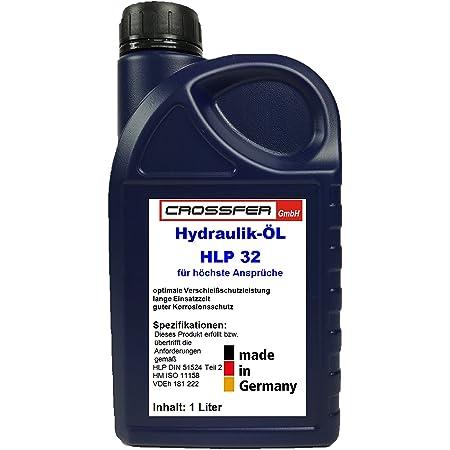 4x Liqui Moly 1117 Hydraulic Oil Hlp 46 1l Auto