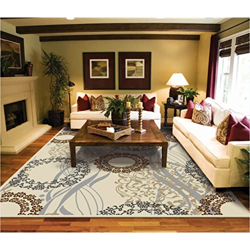 Dining Room Rugs For Hardwood Floors: Amazon.com