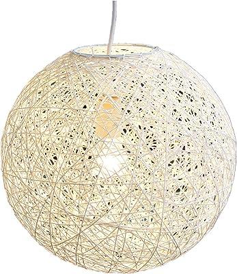 IKEA Pantalla para Lámpara de Techo, Blanco, 45 x 45 x 45 cm ...