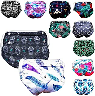 3 Years Will /& Fox Reusable Swim Diaper Baby Girl Boy Adjusts for 3 Months