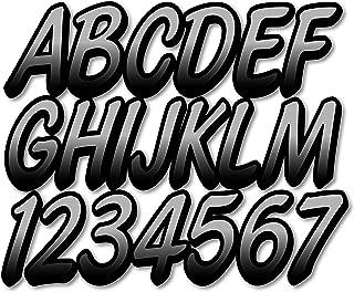 Stiffie Whipline Silver/Black 3