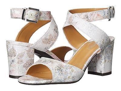J. Renee Drizella (White/Pastel) High Heels