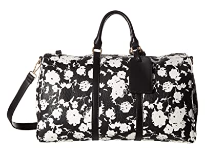 SOLE / SOCIETY Cassidy Carry-On (Black Floral) Carry on Luggage