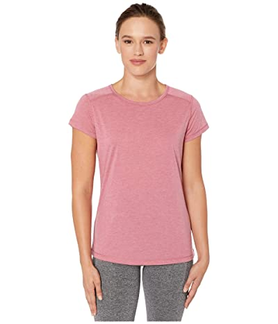 Lorna Jane Move Freely Active Tee (Raspberry Sorbet Marl) Women
