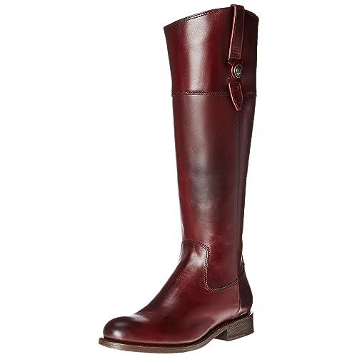 3a9f528a134 FRYE Women s Jayden Button Tall-SMVLE Riding Boot