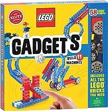 "LEGO Gadgets (Klutz Science/STEM Activity Kit) 10.25"" Length x 0.75"" Width x 10"" Height"