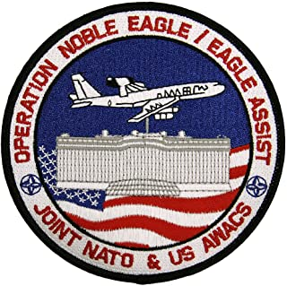 Operation Noble Eagle / Eagle Assist Patch Full Color