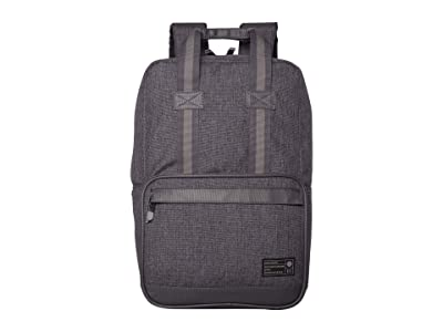 HEX Instinct Convertible Backpack (Grey Woven) Backpack Bags