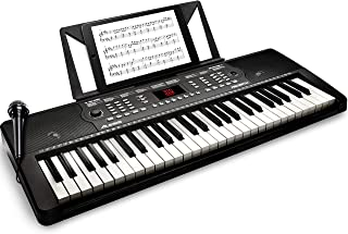 Alesis Melody 54 - Electric Keyboard Piano with 54 Keys, Spe