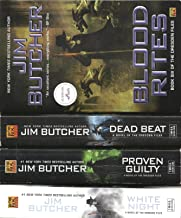The Dresden Files, Books 6-9 (Blood Rites/Dead Beat/Proven Guilty/White Night)