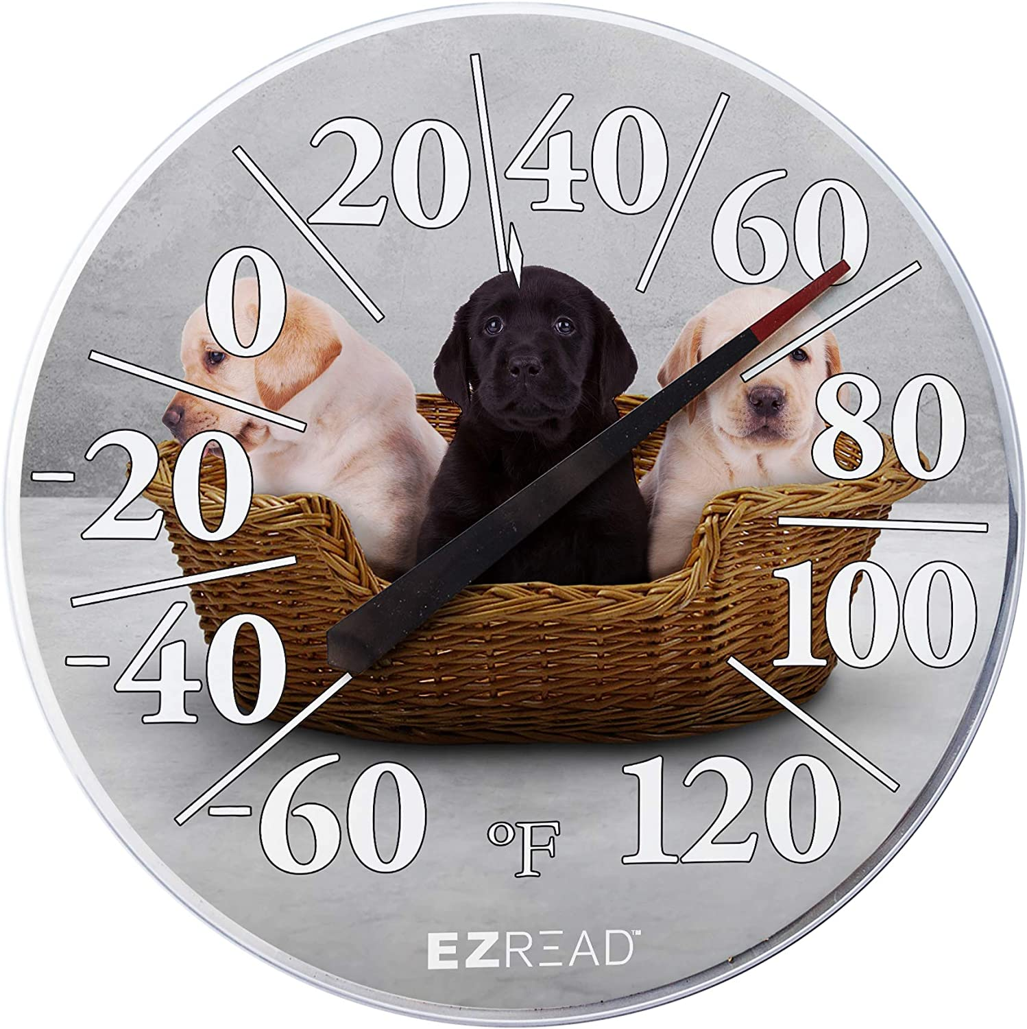 Headwind Consumer SEAL limited product Products 840-1216 Thermometer EZREAD Lab famous Dial