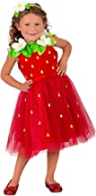 Princess Paradise - Girls Strawberry Sweetie Costume