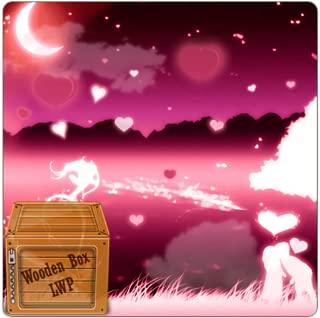 Happy Valentine Day Pink Live Wallpaper