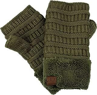 Best plaid fingerless gloves Reviews